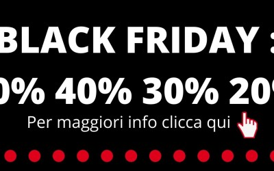 BLACK FRIDAY PERLINOSO