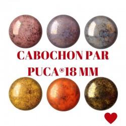 CABOCHON PAR PUCA® 18 MM