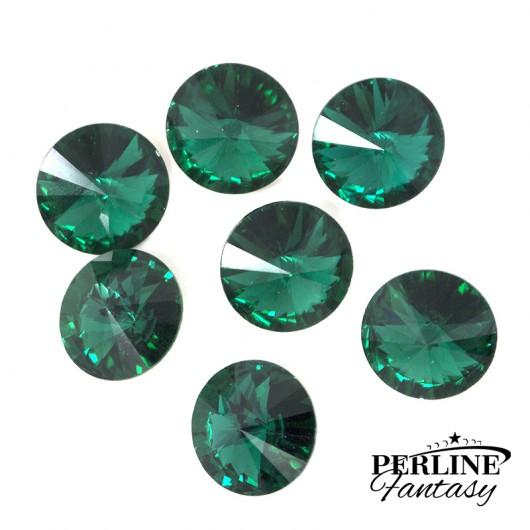 Rivoli 14 Mm Vetro - Emerald