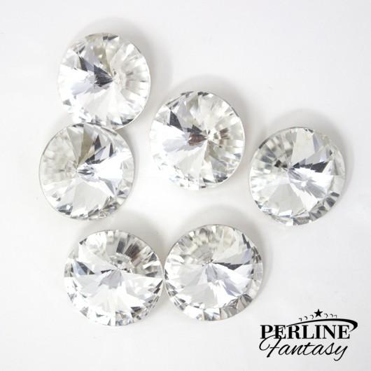 Rivoli 16 Mm Vetro - Crystal