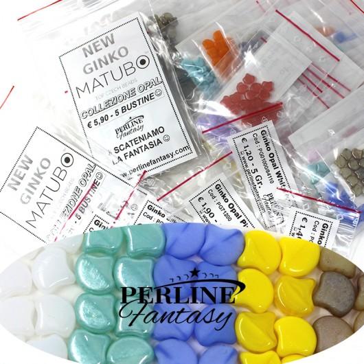 Kit Perline Ginko Opal Rembrandt Mat