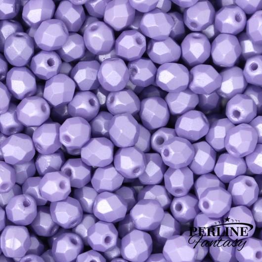 Mezzi Cristalli 3 Mm Powdery Pastel Purple