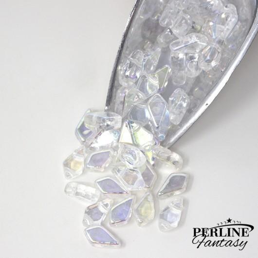 Perline Kite Crystal AB