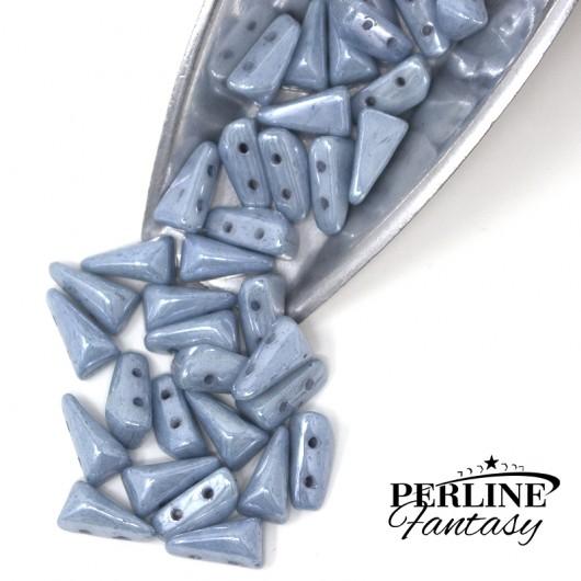 Perline Vexolo® Alabaster Baby Blue Luster