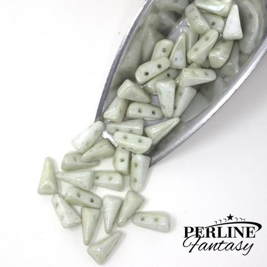 Perline Vexolo® Alabaster Mint Luster