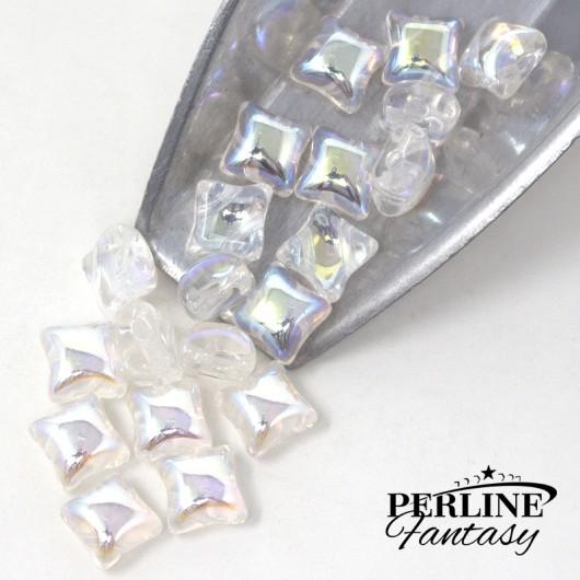 Perline Wibeduo® Crystal AB