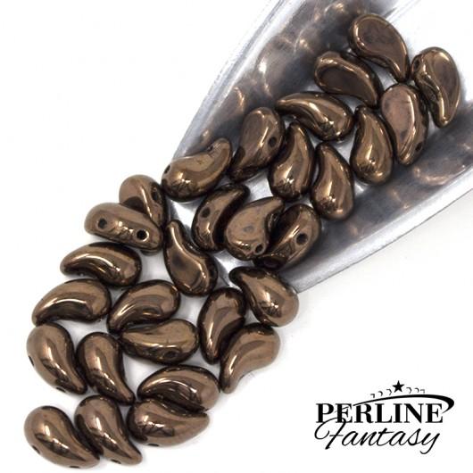 Perline Zoliduo Dark Bronze - Versione Destra