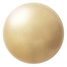 Cabochon par Puca® Cream Pearl 18 mm