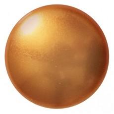 Cabochon par Puca® Gold Pearl 18 mm