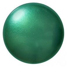 Cabochon par Puca® Green Turquoise Pearl 18 mm
