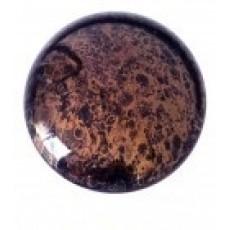 Cabochon par Puca® Lila Gold Bronze