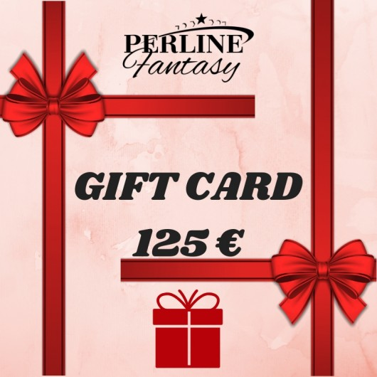 Gift Card 125 €