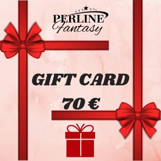 Gift Card 70 €