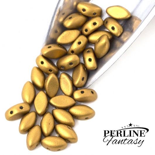 Perline IrisDuo Brass Gold