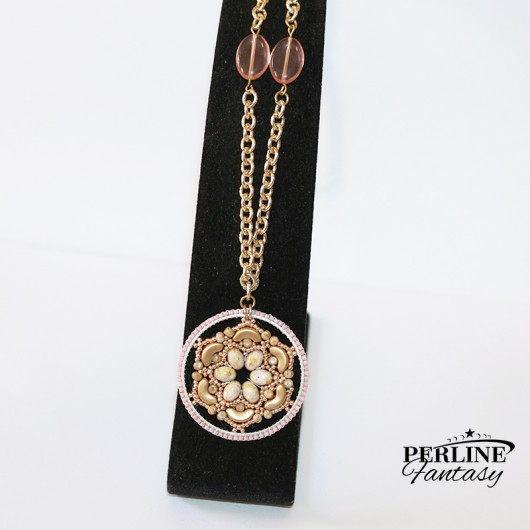 Kit Collana ''Sasha'' Mix Rose & Gold