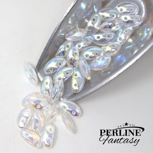 Perline MobyDuo Crystal Full AB