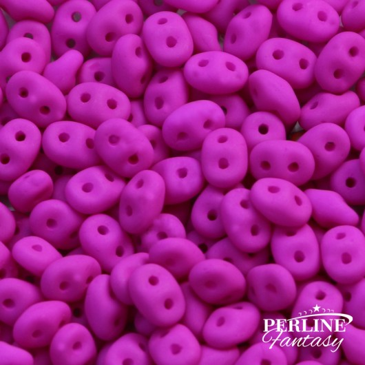 Superduo Neon Purple Mat - Confezione Risparmio